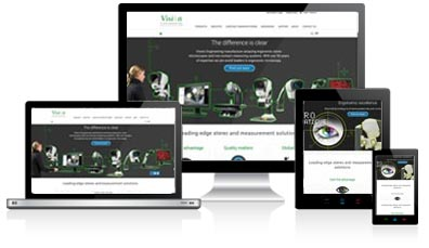 Pure Systems DNN Responsive Web Design - Vision Engineering